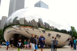 The Bean- Millennium Park
