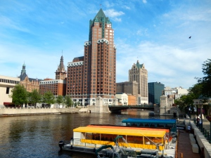 Milwaukee: beautiful city on the water