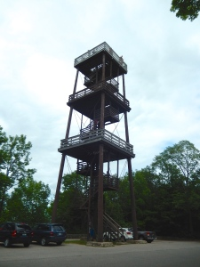 Eagle's Tower in Peninsula State Park