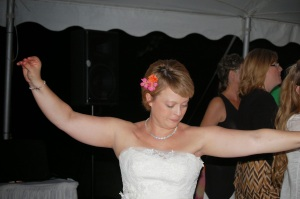 Dancing queen...