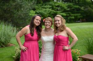 Me and my bridesmaids: Take Two!