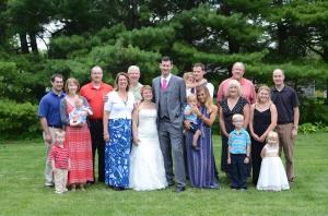 Krumtinger Family Photo