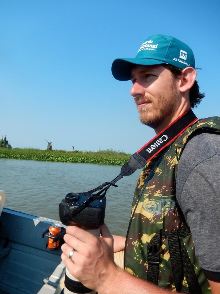 Jon: wildlife photographer extraordinaire