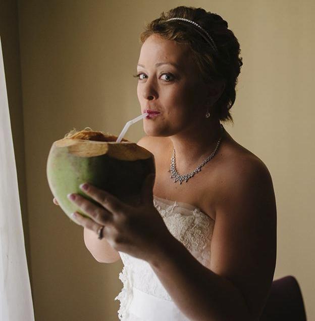 Eli Timms Wedding Day